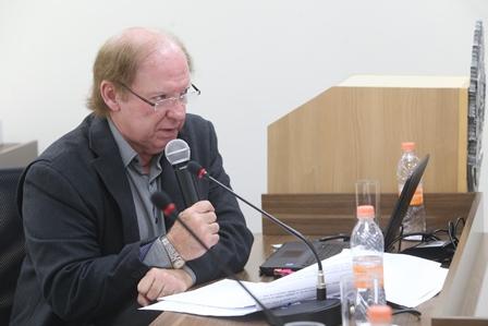 Psiquiatra Edmundo Maia
