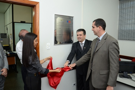 Espao CAASP  inaugurado em General Salgado