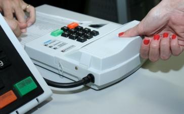 Procedimento de biometria