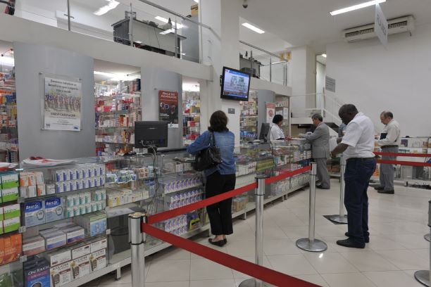 Coronavírus: compras nas farmácias da CAASP poderão ser parceladas em até 10 vezes