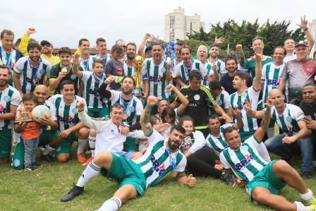 Guarubatão é campeão da Copa Principal de Futebol OAB-CAASP