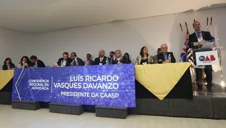 CAASP leva amostra de seus serviços à Conferência de Atibaia