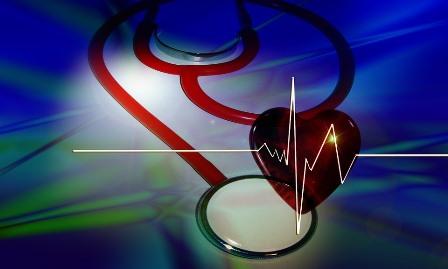 Ilustração sobre saúde cardíaca