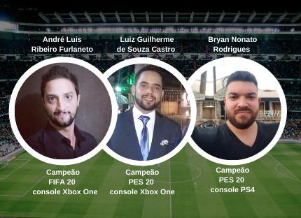 Futebol on-line: conheça os vencedores de três modalidades do 1º Campeonato OAB/CAASP