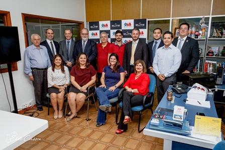 CAASP firma parceria com marca de referência em vestuário esportivo