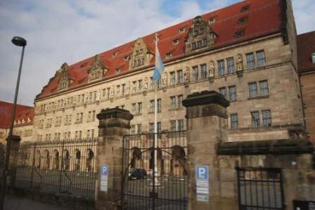 Caasp advogados t m a chance de conhecer tribunais de for Sala 600 nuremberg