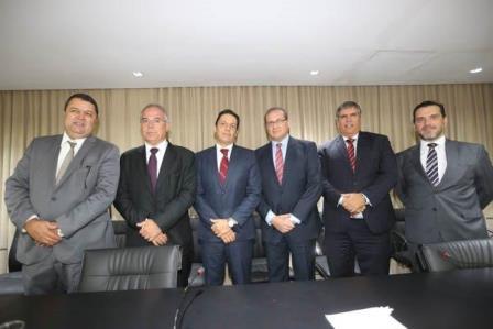 Novos diretores da OABPrev-SP.