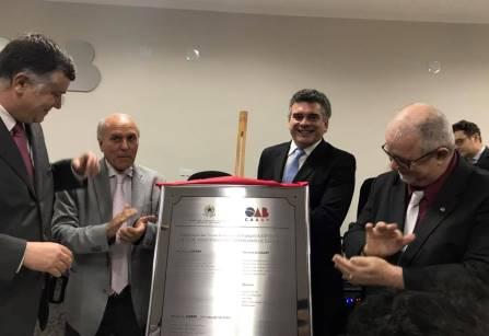 Inaugurados nova Casa da Advocacia e novo Espaço CAASP de São Pedro