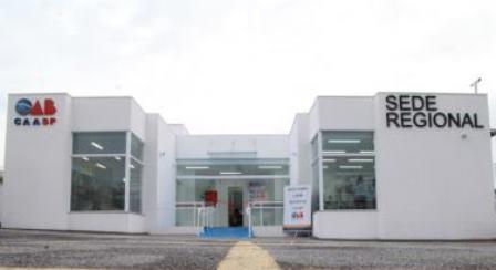 Sede regional da CAASP em Mogi das Cruzes