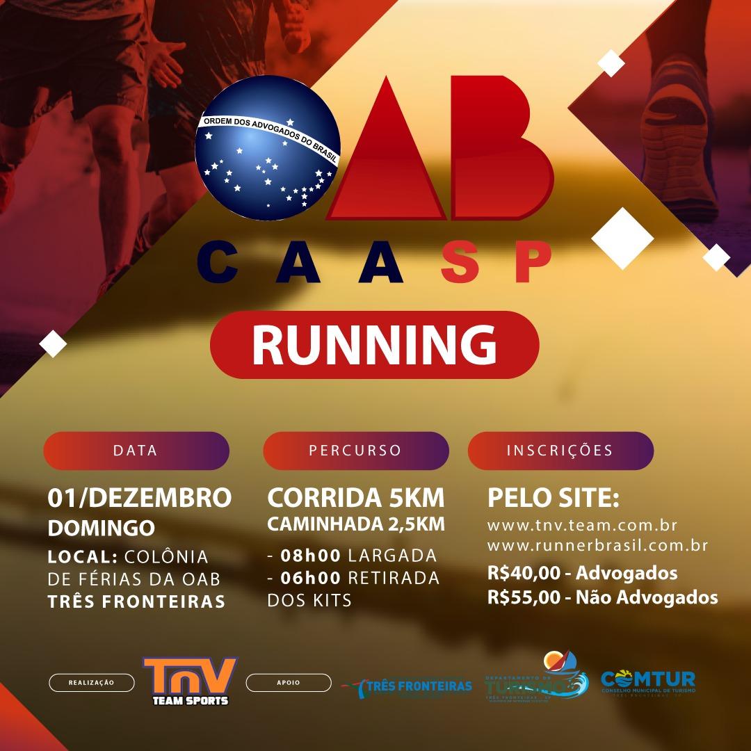 CAASP Running