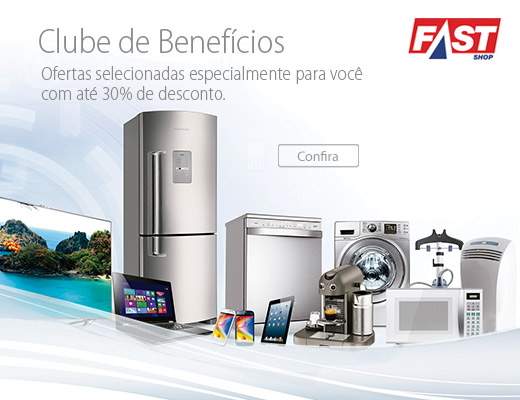 Ofertas de produtos da fastshop